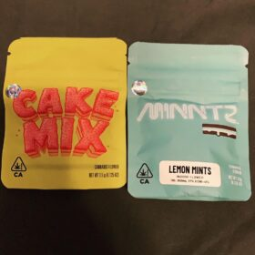 Buy Cake Mix/MINNTZ Online